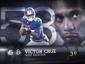 Watch: 'Top 100 Players of 2013': Victor Cruz