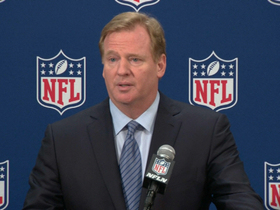 Watch: Goodell: Thoughts are with Oklahoma