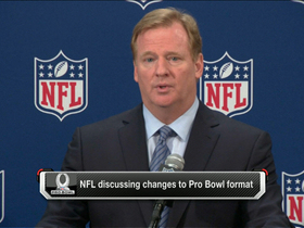 Watch: Roger Goodell on changing Pro Bowl format