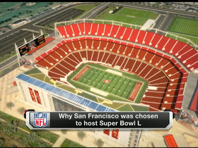 Why San Francisco won Super Bowl L bid