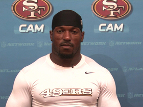 Video - Patrick Willis on San Francisco winning Super Bowl L
