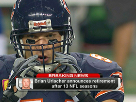 Watch: Casserly: Urlacher a 'Hall of Fame' player