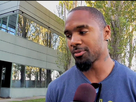 Video - Charles Woodson back in Silver & Black