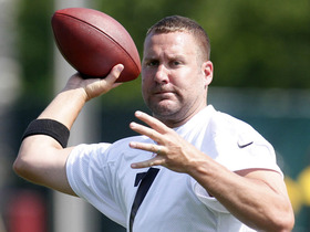Watch: Ben Roethlisberger on life without Mike Wallace