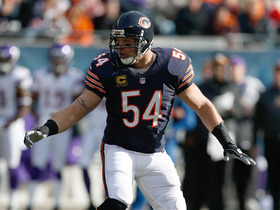 Mariucci on Urlacher: 'He could do it all'
