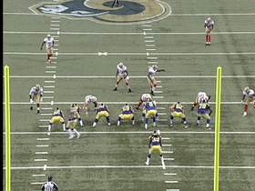 Watch: All 22: Sam Bradford 16-yard completion