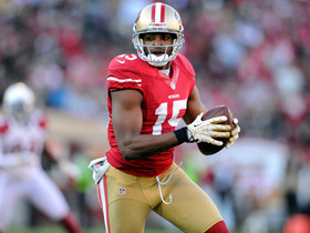 Watch: 49ers don't anticipate losing Crabtree for the season