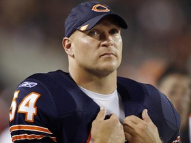 Video - Reaction to Brian Urlacher's retirement