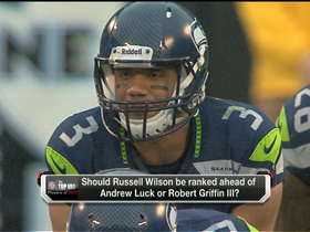 Video - Where should Seattle Seahawks quarterback Russell Wilson rank on 'Top 100'?