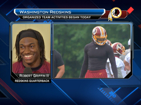 "Video - RG3: ""Definitely all-in for Week 1, but also all-in for my career as well"""
