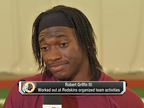 Watch: RG3 on surgery: