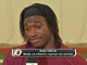 "Watch: RG3 on surgery: ""Real men cry"""