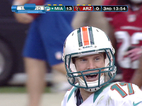 Watch: Ryan Tannehill's feet