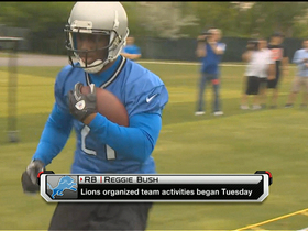 Watch: Does Reggie Bush make Lions an NFC North contender?
