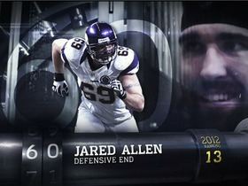 Watch: 'Top 100 Players of 2013': Jared Allen