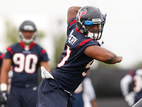 Watch: Inside Texans organized team activities