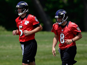 Watch: Inside Ravens organized team activities