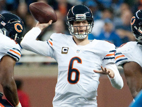 Watch: More vital to Bears: Cutler or Forte?