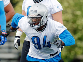 Watch: Lions OTA report