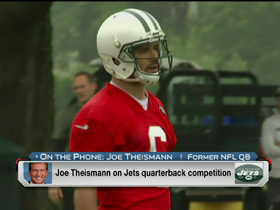 Watch: Theismann thinks Sanchez should start for Jets
