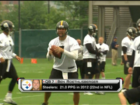 Watch: Does Big Ben have the weapons to lead Steelers back to playoffs?