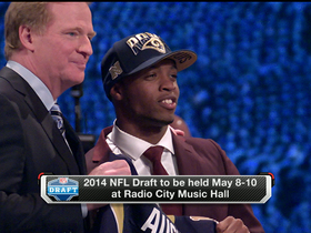 Watch: Why the 2014 NFL Draft will be held in May