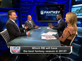 Watch: BetteBetter fantasy RB: Peterson or Foster?