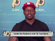 Watch: Fred Davis talks recovery, RG3