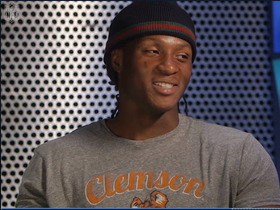 Watch: Rookie Premiere: DeAndre Hopkins