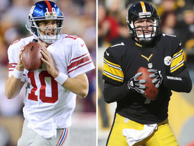 Watch: Eli Manning or Ben Roethlisberger?