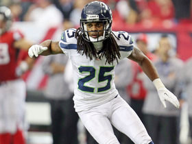 Watch: Was Richard Sherman slighted at No. 50?