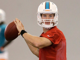 Video - Miami Dolphins quarterback Ryan Tannehill: 'I have to continue to get better'