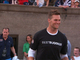 Watch: Brady hosts charity football game for 'Best Buddies'