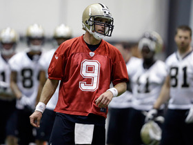 Video - Saints minicamp report
