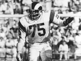 Watch: Bruce Smith remembers Deacon Jones