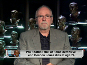 Video - Deacon Jones' Hall of Fame legacy