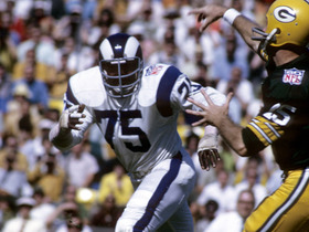 Watch: Dick Vermeil shares stories of Deacon Jones