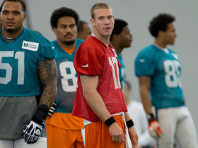 Watch: Hard Knocks: Tannehill doesn't know his divisions
