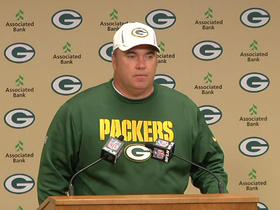 Watch: McCarthy on Jolly's comeback