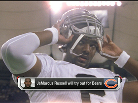 Watch: Russell to work out for Bears