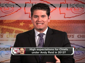 Video - High expectations for Kansas City Chiefs in 2013