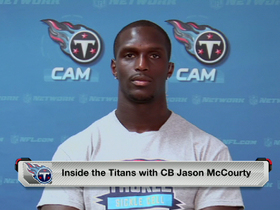 Watch: McCourty: Gregg Williams brings new attitude