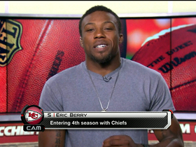 Video - Kansas City Chiefs' Eric Berry on Alex Smith: 'He doesn't back down from anything'