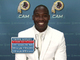 Watch: Pierre Garcon joins 'NFL AM'