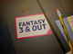 Watch: Fantasy 3 & Out