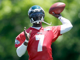 Watch: Is Vick right to be frustrated?