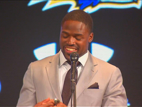 Watch: Torrey Smith:  'It's a feeling you can't put into words'