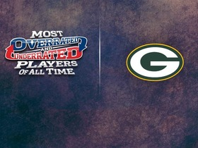 Watch: Green Bay Packers: Most underrated/overrated players of all-time