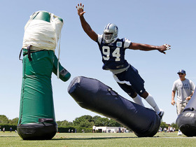 Video - DeMarcus Ware: I'd be ready to play today