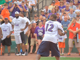 Watch: Fan Pass: Ravens softball game